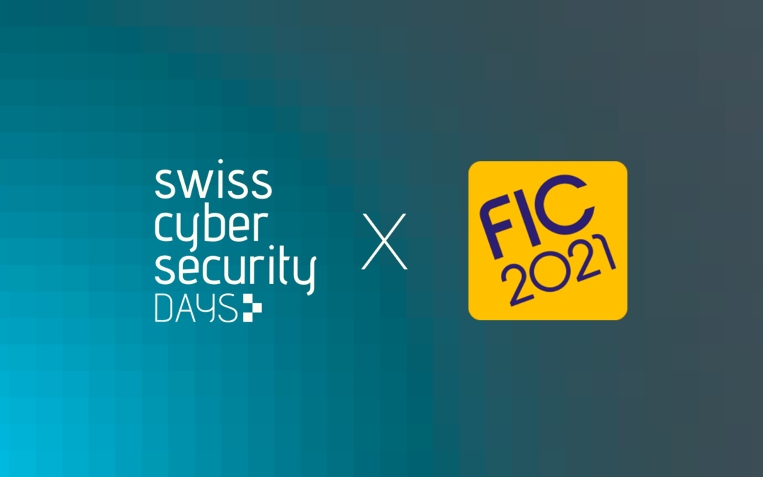 International Cybersecurity Forum (FIC) and Swiss Cyber Security Days agree to work together