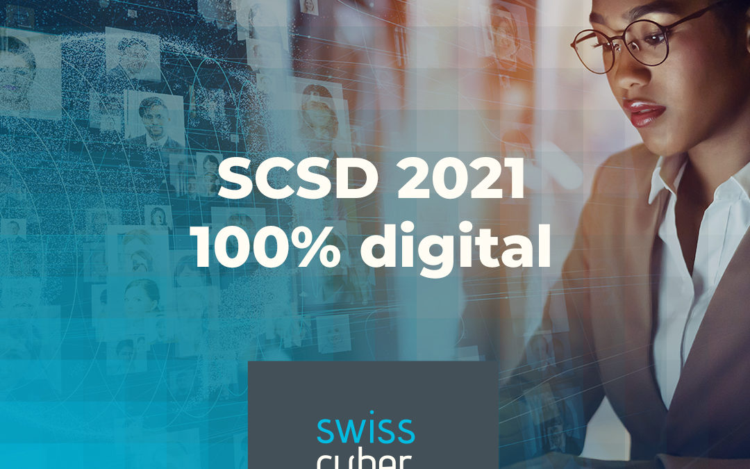 Swiss Cyber Security Days 2021 will be completely virtual
